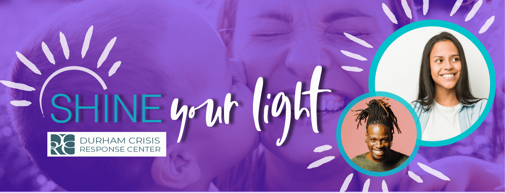 Shine Your Light with DCRC